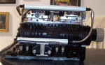 Small Block Chevy with Blower