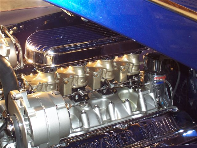 Fuel Injected 392 Hemi